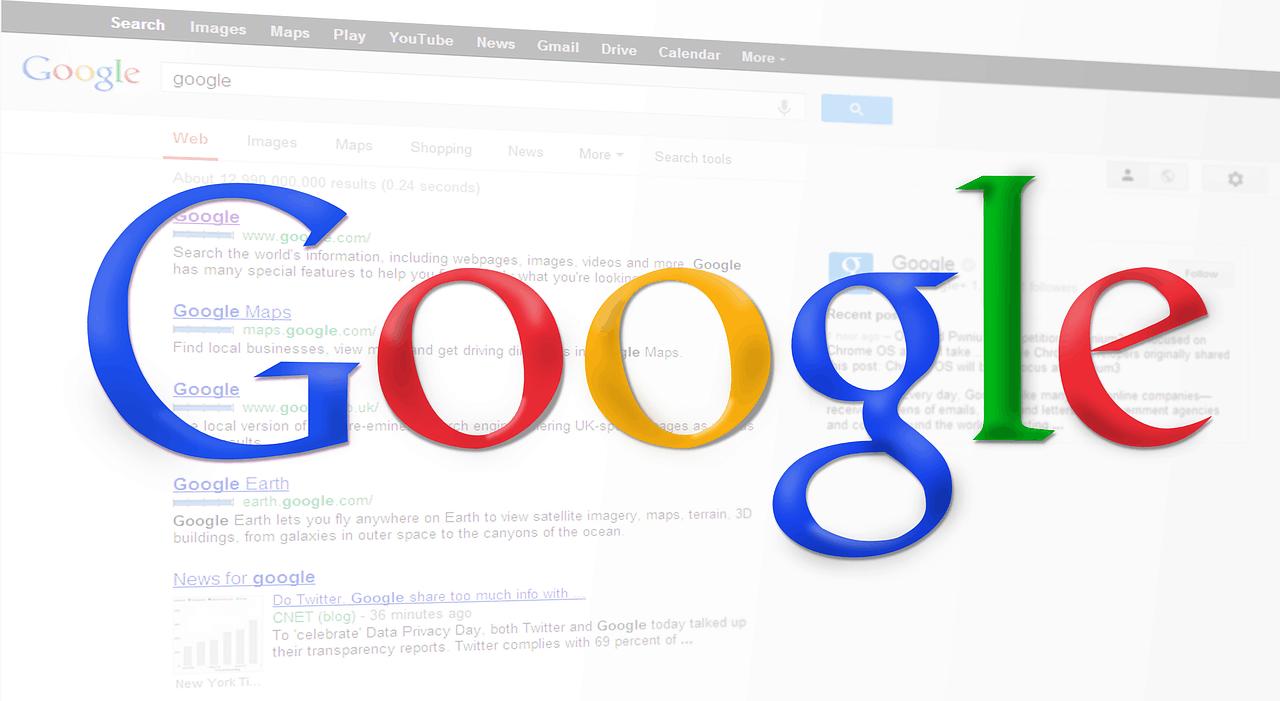 גוגל כיתוב